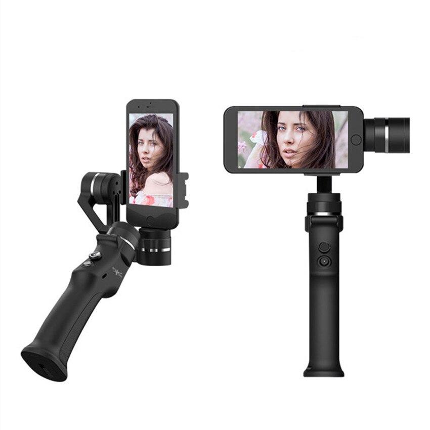 Здесь продается  EYEMIND Smartphone Handheld Gimbal 3-Axis Stabilizer for Phone Action Camera Bluetooth APP Selfie Stick estabilizador  Бытовая электроника