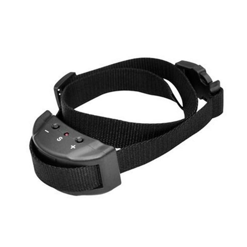 New PET853 Electric Anti Dog Training Bark Collar Stop Supplies Dogs Barks Control font b Pet