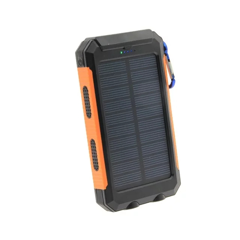 LiitoKala Lii-D007 Portable Solar Power Bank 20000 mah For Xiaomi Iphone 2 Powerbank External Battery Proof D 'Dual USB Water стоимость