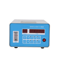 220V Dust Particle Counter Multi range 0.3 10 micron High Precision Laser Dust Sampler XL G Environment Tester Air Quality Meter