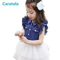 New Arrival Summer Girls Dress Mother Daughter Dresses Toddler Baby Girl Outwear Children Clothing Brand Kids