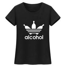 """Alcohol"" beer women's shirt"