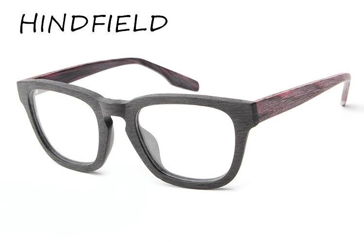 HINDFIELD Ретро бренд круглі рамки - Аксесуари для одягу