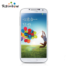 "Original Unlocked Samsung GALAXY S4 Mobile Phone i9500 i9505 2GB RAM 16GB ROM 5.0"" inch Refurbished Cell Phone With 13MP Camera"