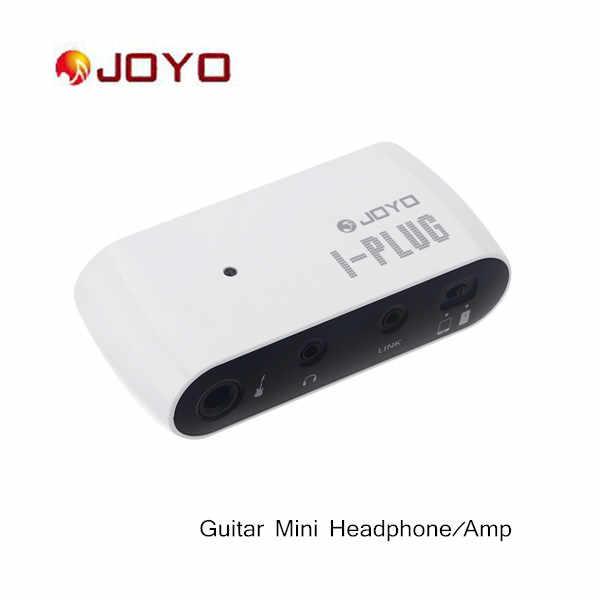 Joyo i-plug guitarra elétrica portátil mini amplificador de fone de ouvido com built-in overdrive efeitos sonoros multicolorido
