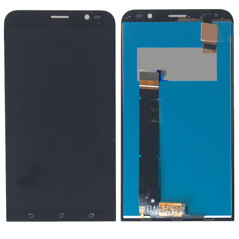 Black LCD Display Glass Touch Screen Digitizer Assembly For Asus ZenFone Go LTE ZB551KL NEW