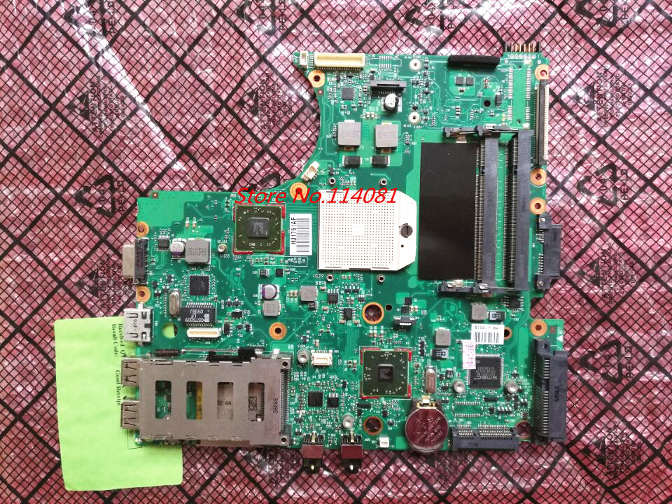 ФОТО 574505-001 for HP 4415S notebook motherboard 100%  functions