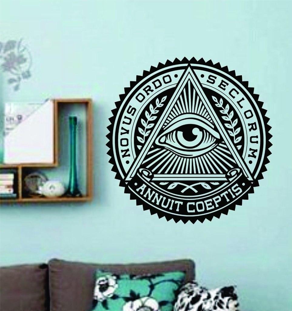 Buddha Augen Hause Wandtattoo Art Grafik Für Wohnzimmer Yoga Studio