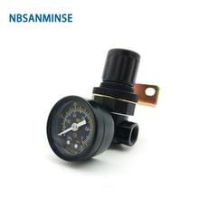 NAR200 Piston Type Regulator G 1/4