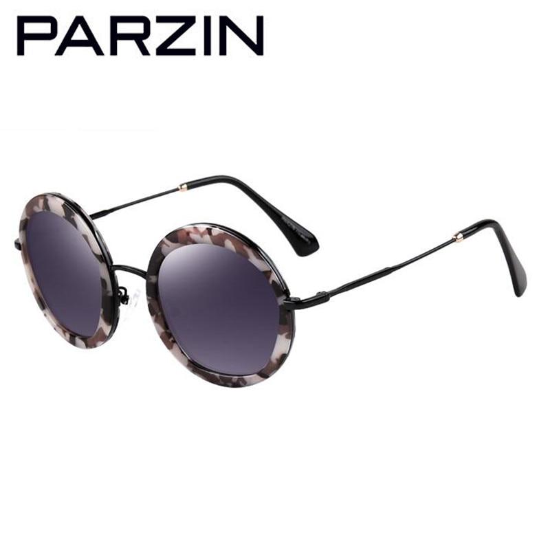 PARZIN Vintage Putaran Sunglasses Wanita Retro Polarized Sunglasses - Aksesori pakaian - Foto 5