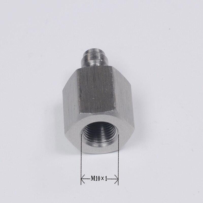 4500PSI PCP pump and compressor spare parts male connector M10*1 1 piece/lot