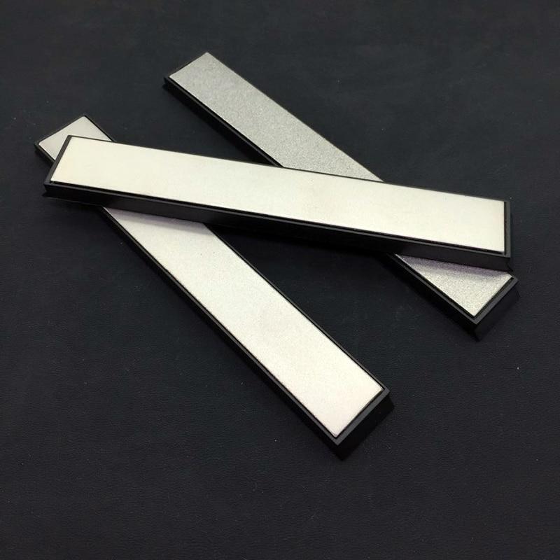 3Pcs 240/600/1000# Pro Fix-Angle Knife Sharpener Diamond Sharpening Stone Whetstone Grinder Grindstone Knives Sharpening Machine