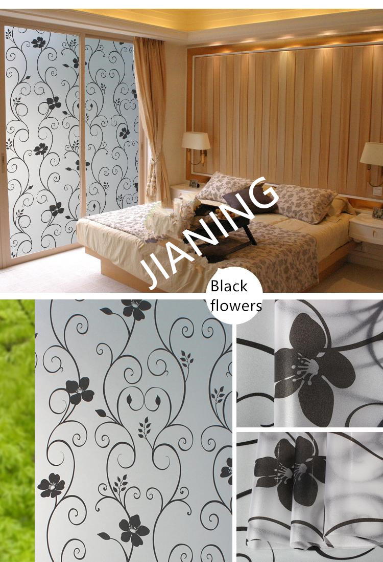60cm 10m Korea frosted glass film window film window paper stickers opaque film on the window translucent raamfolie in Decorative Films from Home Garden