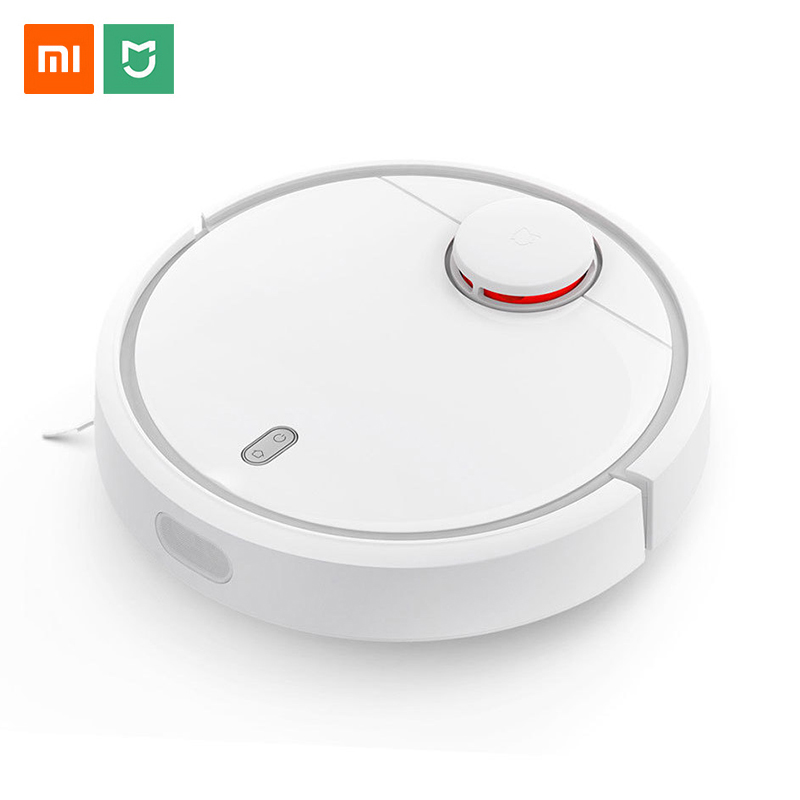 Original XIAOMI MI Robot Vacuum Cleaner for Home Automatic Sweeping Dust Sterilize Smart Path Planned Mijia App Remote Control