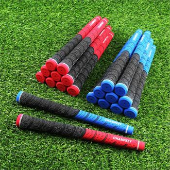 gohantee 10pcs/Pack Multi Compound Cord Standard and Mid-Size Golf Grip Carbon yarn Wood Iron Grips 260mm /10.2 Length