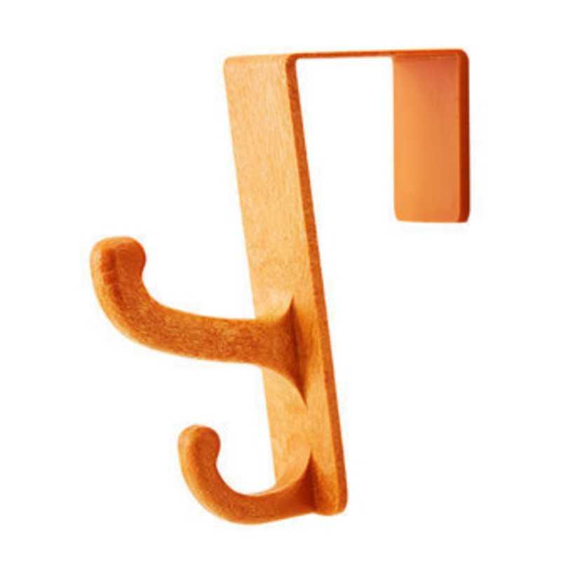 Пластиковые дверные крючки над ящиком шкафа дверь комнаты Крючок для кухни ванной крючок для пальто, одежды