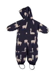 Image 2 - 2019 roupas da menina do bebê presentes de natal meninos roupas meninas tc roupas do bebê macacão casacos de inverno roupas lama