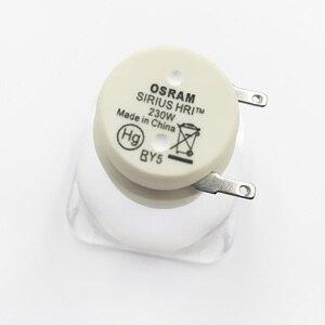 Image 1 - Hot Sales 7R 230W Metal Halide Lamp moving beam lamp 230 beam 230 SIRIUS HRI230W For Osram Made In China