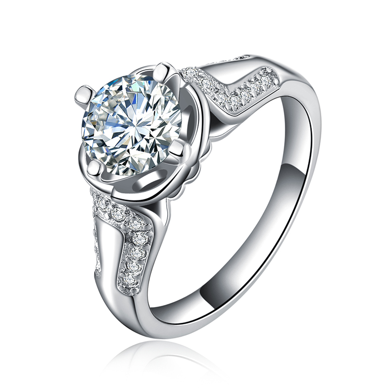 aliexpress buy 2016 new white gold color promise