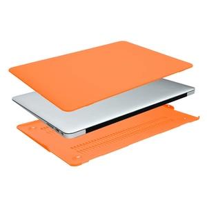 Image 5 - MOSISO Новый матовый чехол для ноутбука Macbook Air 13 дюймов модель A1466 A1369 чехол для Mac Book New Air 13 A1932 с сенсорным ID 2018