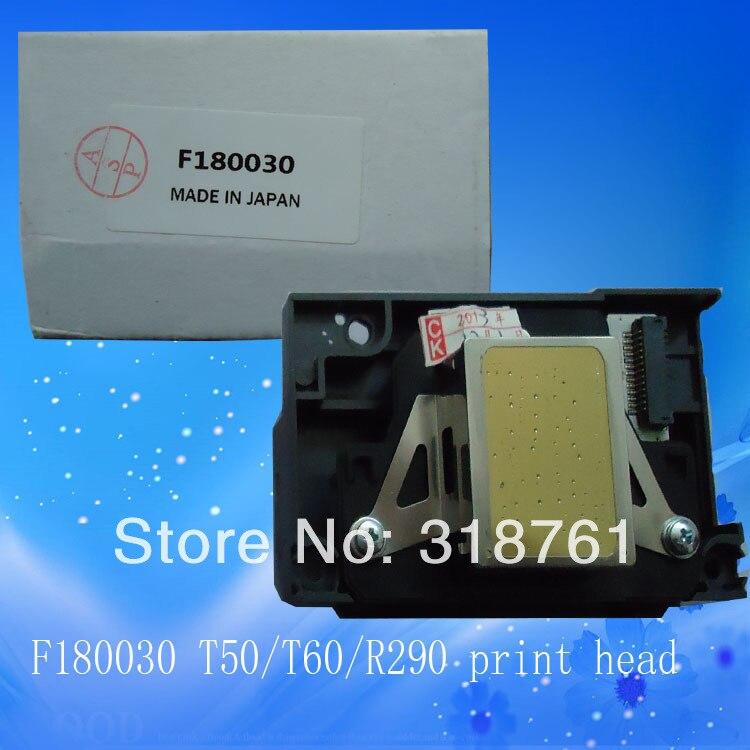 D'origine démontage nouvelle Tête D'impression Tête D'impression Pour Epson T50 A50 P50 T60 R280 R290 TX650 RX610 RX680 RX690 RX595 L800 L801 Imprimante