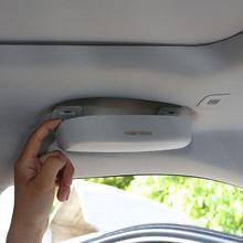 Caso suporte de óculos de sol automotivo, mercedes benz gla 200 220 250 260 b200 a180 a200 a220 a260