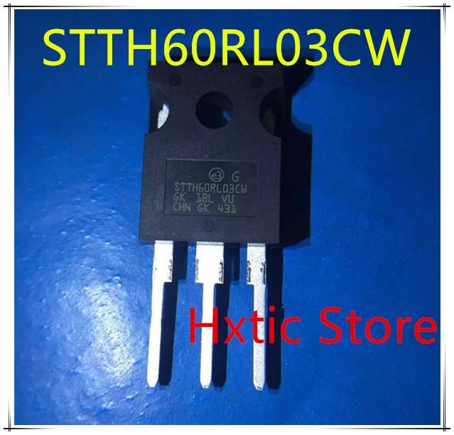 5PCS LOT STTH60RL03 STTH60RL03CW TO 247