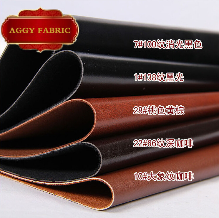Faux pu leather fabric synthetic genuine leather for bag for What is faux leather to real leather