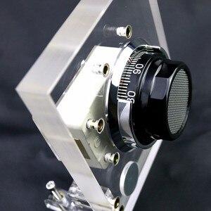 Transparent Cutaway Crastal Sa