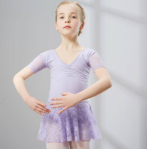ΞChildren Ballet Leotard Tutu Dance Dress Wedding Dress Girls ...