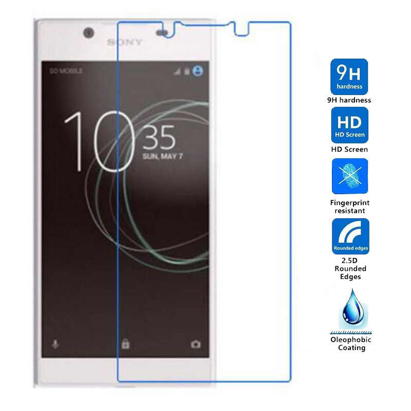 For Sony Xperia L1 Screen Protector Tempered Glass For Sony Xperia L1 Glass Film For Sony L1 G3312 Protective Film phone cover
