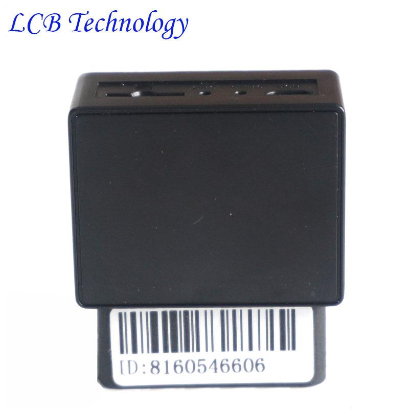 Prix pour OBD Auto Voiture GPS Tracker SMS GPS GSM En Temps Réel Système de suivi Moniteur Localisateur Sur-vitesse D'alarme pour Véhicules Tracker avec boîte