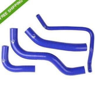 Синий соединитель труб силиконовый шланг радиатора комплект 2003-2006 для Honda CB600F HORNET