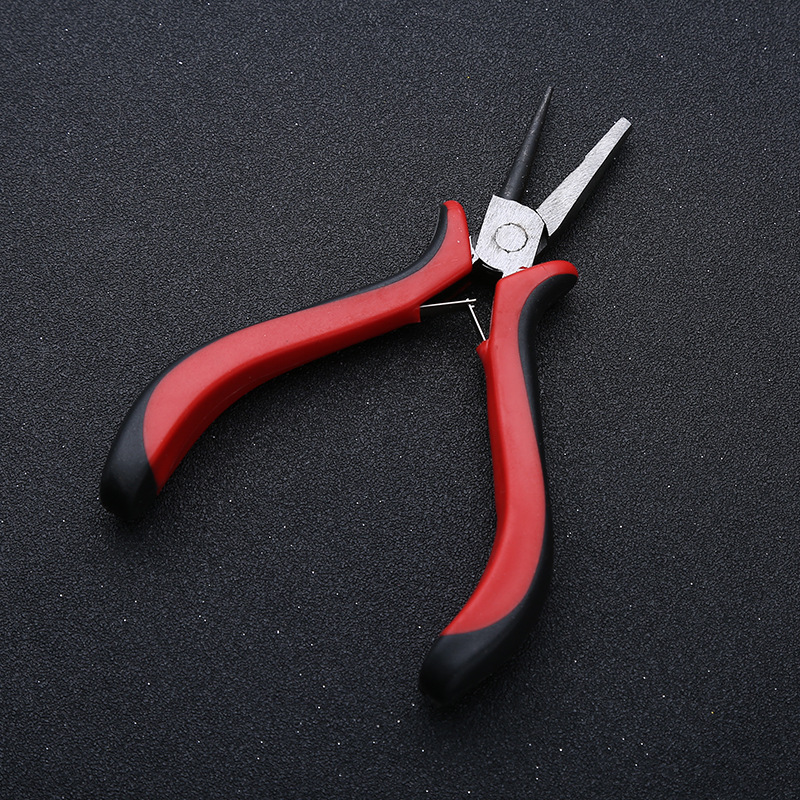 Free Shipping!1pcs  Needle Nose Pliers Curved Jewelry Making Ring Sizer Graver Jewelry Tools