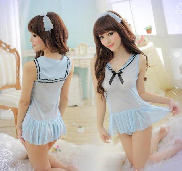 Blue sailor porn