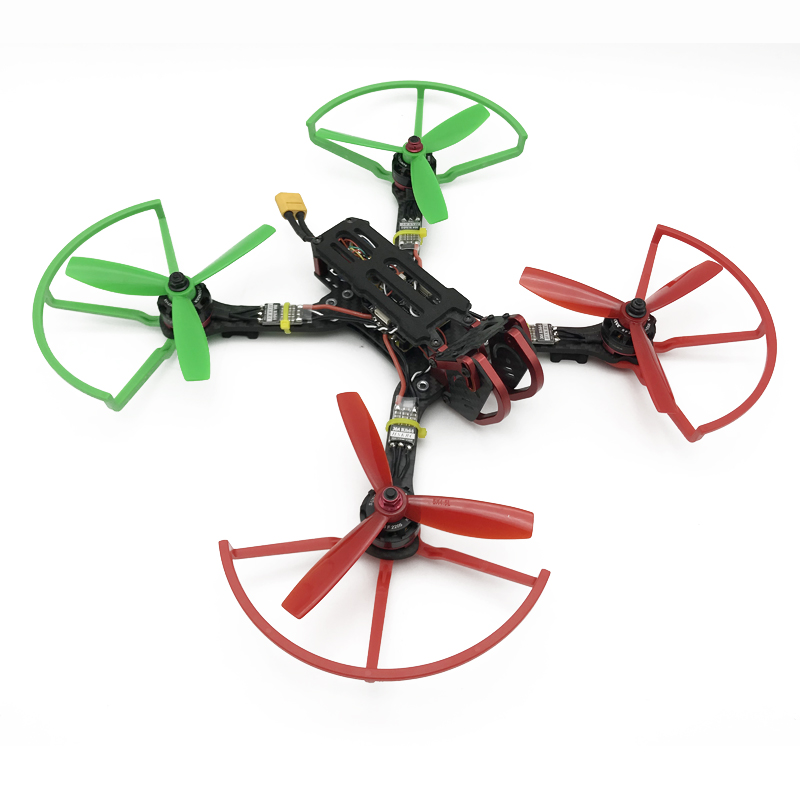 CW CCW QuadRotor QuadCopter 3-Blades Propeller US Seller 6x4.5 2 Pairs 6045