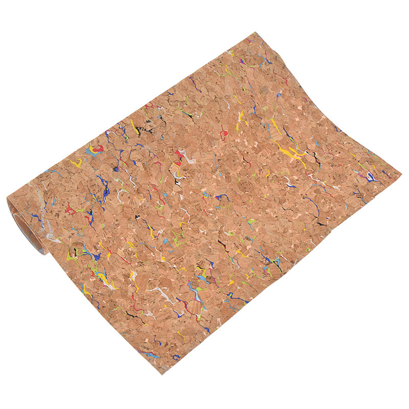 A4 Sheet Soft Cork Synthetic Leather DIY Handmade Sewing Cloth Garment Accessories Apparel Sewing Fabric Drop Shipping