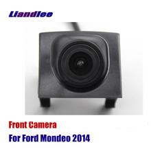 Liandlee For Ford Mondeo 2014 Car Front View Camera AUTO CAM Logo Grill Embedded ( Not Reverse Rear Parking )