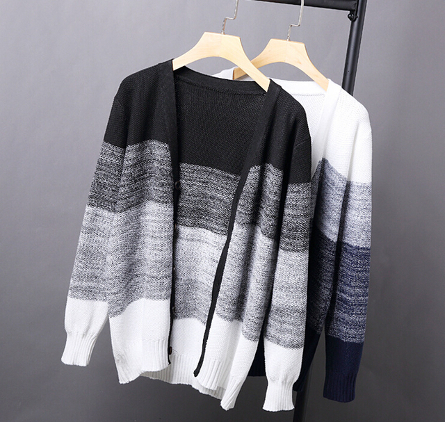 New 2016 Mens Sweaters And Cardigan Casual Cotton Sweater fashion ...