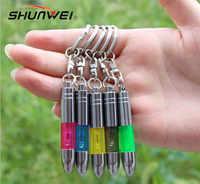 1 ppiezas s llaveros antiestáticos de coche colgante de bala bonito llavero Color aleatorio envío gratis llaveros