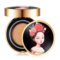 Best Korea Cosmetics BEAUTY PEOPLE Absolute Lofty Girl Cover Cushion Foundation SPF50 18g Cushion BB Cream