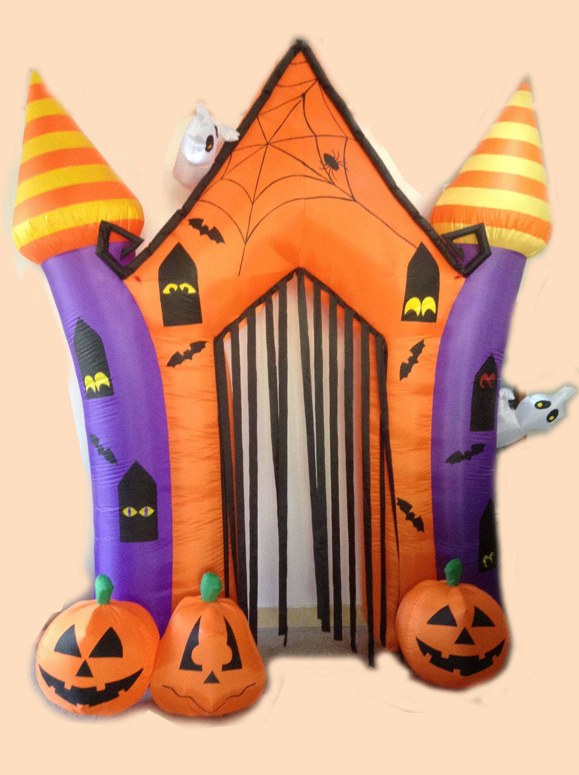 Popular Inflatable Haunted House-Buy Cheap Inflatable Haunted ...