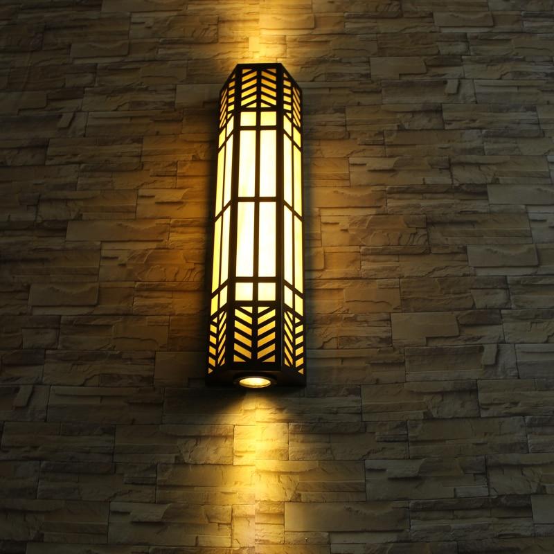 Led Waterproof garden light Vintage outdoor wall Lamp wall ...