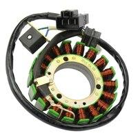 Yecnecty For CFMOTO CF188 CF500 CF600 UTV ATV QUAD Magneto Coil 12V 18 Poles 500CC Moto Stator Parts
