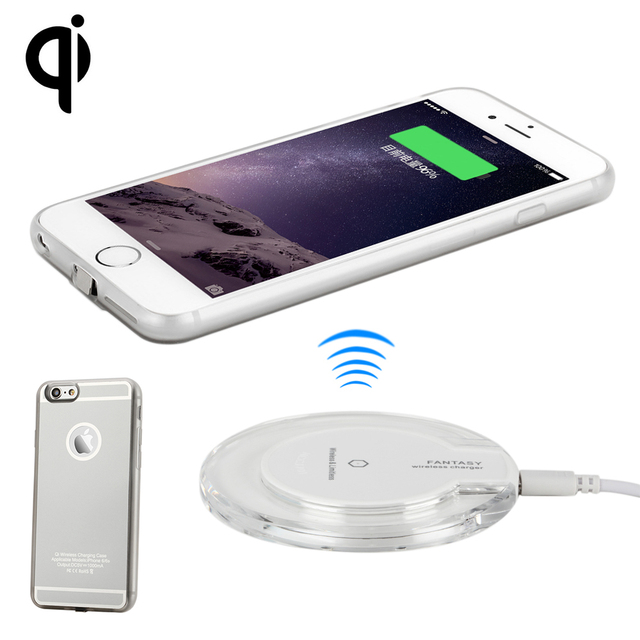 Antye Qi Wireless Charger kit for iPhone 6 6S 6 Plus 6S Plus ... 1b3079688