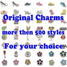 Carvort 100 шт/партия высококачественные амулеты из цинкового сплава плавающие очаровательные металлические подвески для памятные стеклянные медальоны