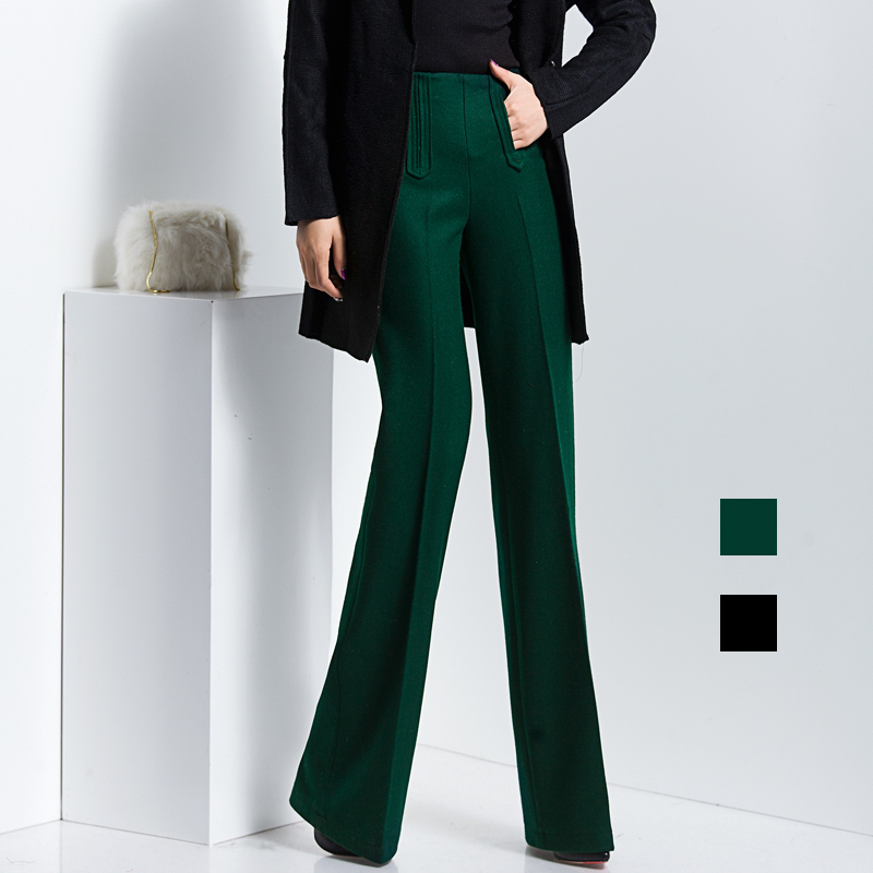 Popular Green Wool Pants-Buy Cheap Green Wool Pants lots from ...
