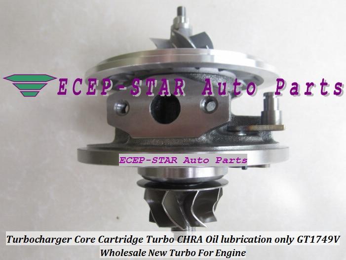 Turbo Cartridge CHRA GT2252V 454192 454192 5006S 454192 0005 454192 0002 074145703GX V For VW T4 Transporter Syncro AVG AXL 2.5L