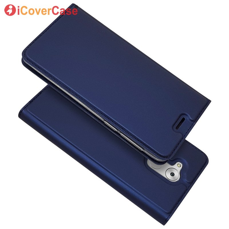 For Huawei Honor 6C Magnetic Case Wallet Cover Flip Leather Elegant Phone Bag Case For Hua