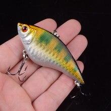 Fishing Lures Hard-Baits Artificial-Make-Crankbait 1pcs 5-Colors Available 3d-Eyes Lifelike